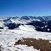 Blick in die Bündner Berge. Details in den folgenden Bildern.