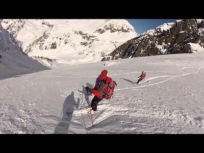 Scialpinismo Val d'Egua