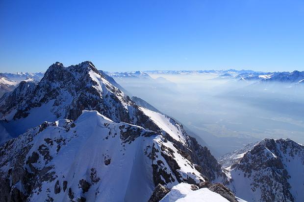 Klettersteig Wankspitze : Wankspitze m u tourenberichte und fotos hikr