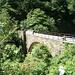 Ponte Casletto, das südliche Tor zum Park