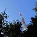 Der grosse Mast oben auf unserem Üetliberg. Stand schon da als ich noch Kind war. Gehört zu meiner Heimat.