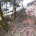 9 - When ascending from Bristen-Stäffeli Hütte, this path might appear like the start of the Fallätsche traverse, but in fact it quickly leads onto unpleasantly steep and thorny terrain. The actual start of the traverse is still higher up.