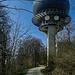 Skyguide Überwachungsturm auf dem Läggern