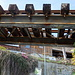 Unter einer Brücke der Bahn Rorschach-Heiden