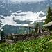 Alpe d'Aüt und der Talkessel des oberen Val Cramosino
