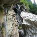 Alpe d'Aüt nach Pian Tigiasc - Überraschung (siehe Text)