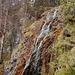Wasserfall unterhalb der Rudersburg