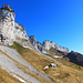 Hinauf zur Alp Planggen
