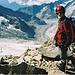 Auf dem Südgrat des Aletschhorn 4195m
