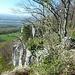 Vermutlich  östliche Felsen des/beim Ziegenrücken
