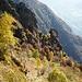 Autunno sull'Ossola, guardando in direzione dell'Alpe Corte (non visibile nella foto)
