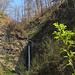 Sogar Wasserfälle hat es