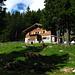 la capanna Pian D'Alpe