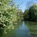 Bis Lyss sieht man das Gewässer eher selten, am besten auf Brücken