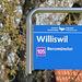Hier wohnt wohl Willi :-)