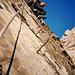 Klettersteigidylle (gibt's das?) – auf den Eisen des Daubenhorn-Klettersteigs