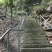 der neue Treppenweg führt zum Staufensee