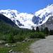 Der Weg zum Gletscher