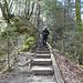einige Treppen im Gallerengraben