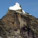 La cupola sommitale della Ciavena Alta dall'Alpe Cranzünasc.