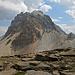 Fremdbild, Anarosa von Westen mit Aufstiegsseite