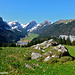 Impressionen südliche Hauptkette: Alp Soll
