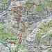 Übersichtskarte Fontana-Larecchia