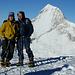 Sommet du Pisco (5750m)
