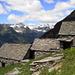 Alpe dell Efra - etwas rechts der Bildmitte der Monte Zucchero