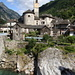 Lavertezzo - Ausgangspunkt der Tour zum Pizzo d'Eus