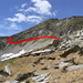 Die Route zum Pizzo di Vogorno durch das steile Couloir