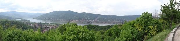 Panorama Donauknie