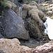 überall kleine Wasserfälle