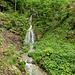 noch ein (kleiner) Wasserfall ...
