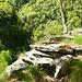 Val Gnosca - Treppe über der Schlucht