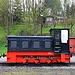 Diesellok LKM NS 4 b