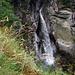 Der Wasserfall oberhalb von Lodrino