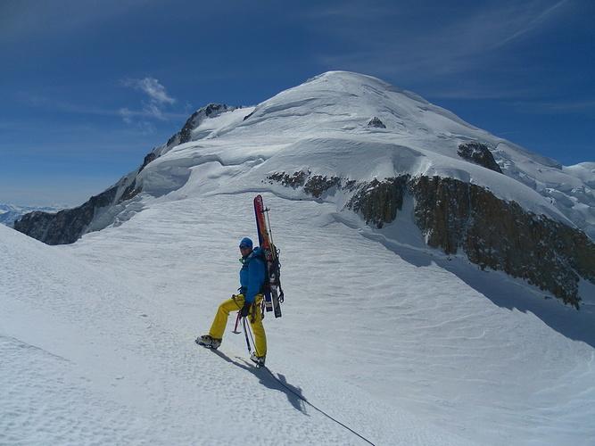 Gipfelhang und Gipfelsicht