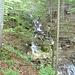 zig grössere und kleinere Wasserfälle