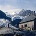 Bordierhütte - 2886 m.