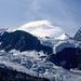 Gletscherwelt oberhalb der Hütte