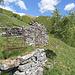 Testiere senza piu letti all'alpe Brunescio