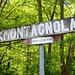 Anfang des alten und gut unterhaltenen Weges nach La Montagnola