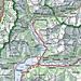 Übersichtskarte Valle Lobbia