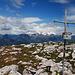 Gipfelplateau des Monte Misone