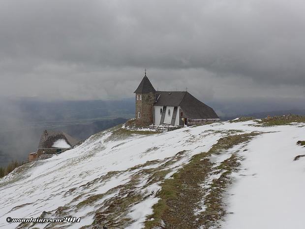 Maria Schnee - höchstgelegene Wallfahrtskirche der Ostalpen