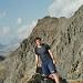 Auf dem Gipfel der Gamsspitz 2925m.