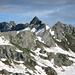 Von links Pizzo dell' Alpe Gelato, P.2562 und Pizzo di Porcaresc