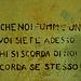 Mitica iscrizione