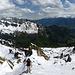 Viel Panorama beim Schlussaufstieg zum Chilchli